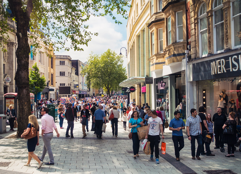 Stedentrip Cardiff
