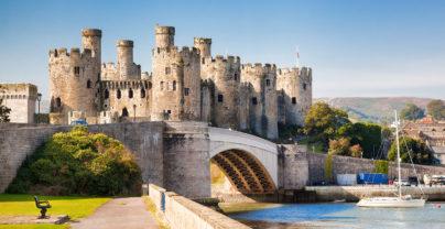 Ontdek de mooiste kastelen van Wales