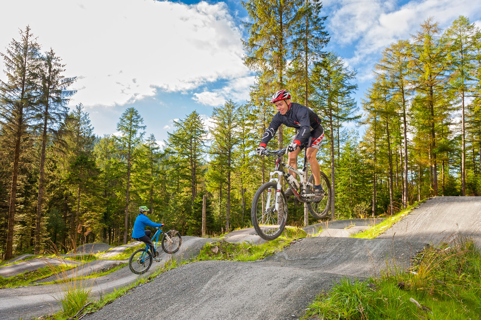 mountainbiking Snowdonia | Crown Media Copyright, Visit Wales