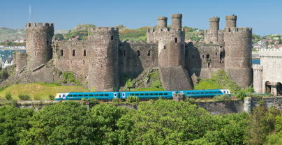 Castles of Wales