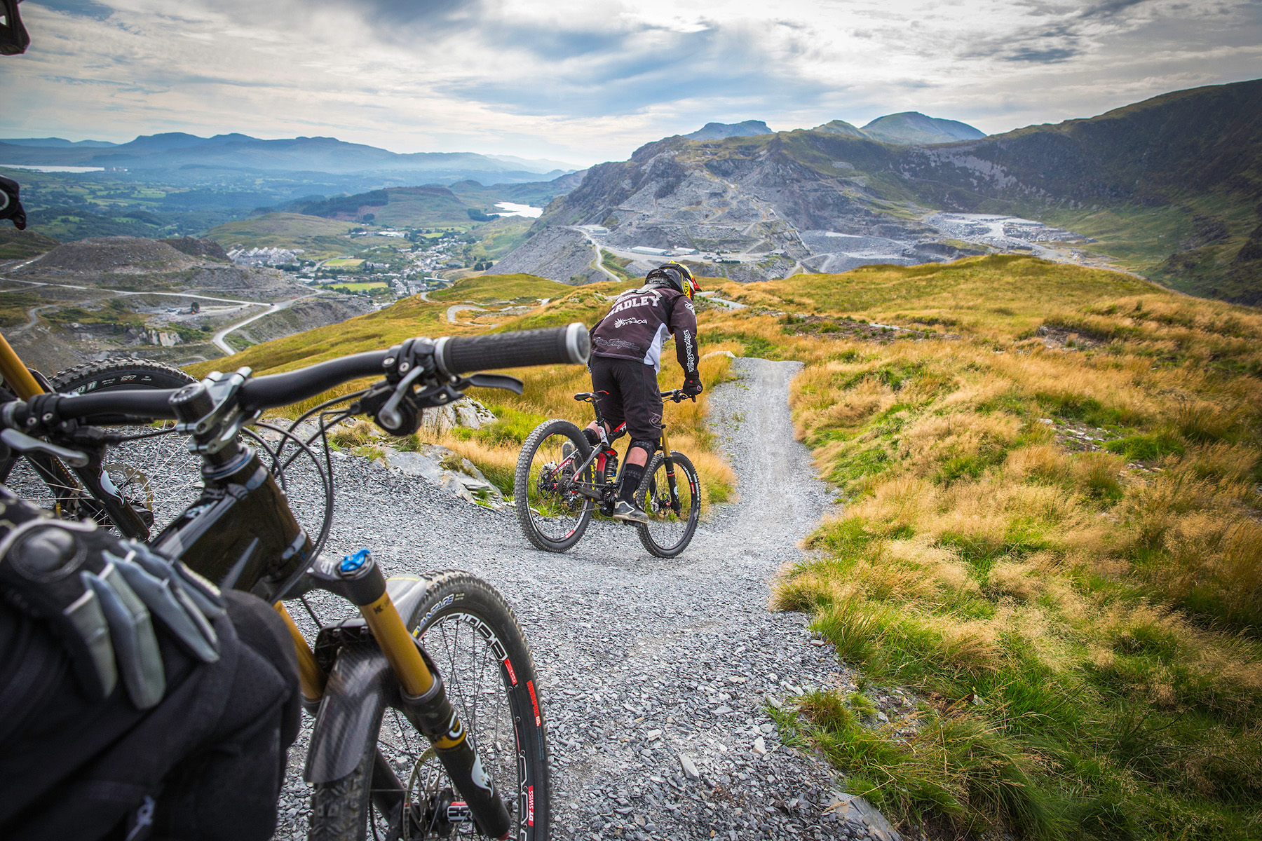 Mountainbiking Snowdonia, Wales | Crown Media Copyright, Visit Wales