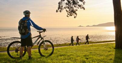 Wales: een droombestemming voor fietsers