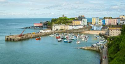 5x doen in Wales op een zonnige dag!