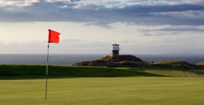 Unieke golftrip in Zuid-Wales