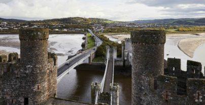 Fly & Drive: Wonderen van Wales