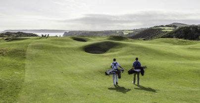 Golfreis naar Celtic Manor