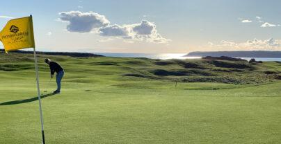 Exclusieve Golfreis Zuid-Wales