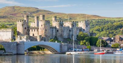 Vier van 26 februari tot 1 maart samen met Wales de kleine dingen van St. David